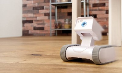 Mobile Sicherheit: Home Security Rover