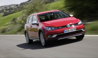 VW-car-net Golf Alltrack