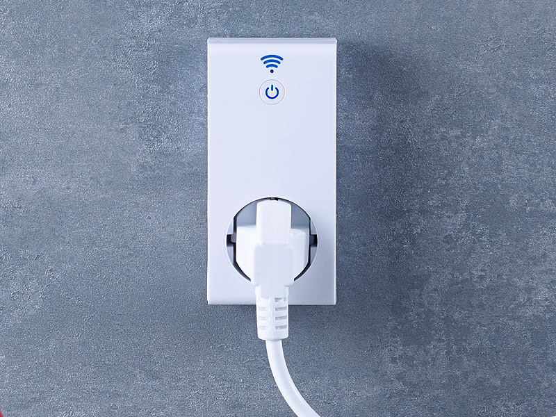 wlan steckdose casacontrol basis station smart wi fi vernetzte welt. Black Bedroom Furniture Sets. Home Design Ideas