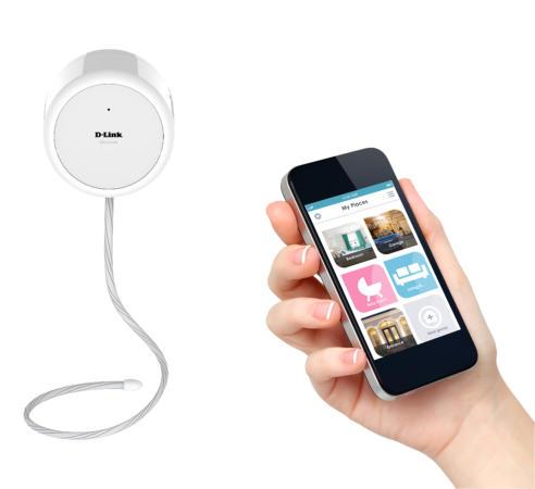 Wassersensor D-Link mydlink Home Wi-Fi Wasser Sensor