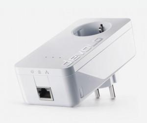 Verschlüsselungsknopf Devolo dLAN 650+ Powerline-Adapter