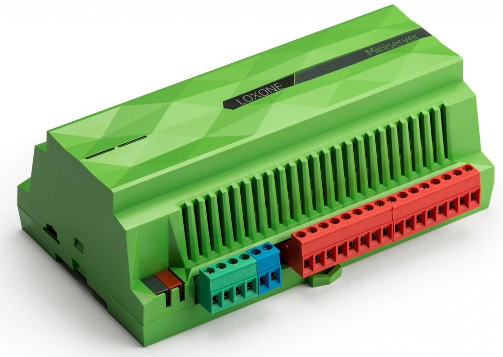Kabelgebundene Smart-Home-Systeme: Loxone Miniserver