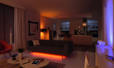 Philips Hue: Integration in Telekom Smart Home