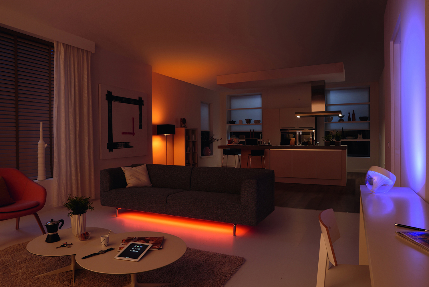 Philips Hue Praxis.Praxis Archive Vernetzte Welt