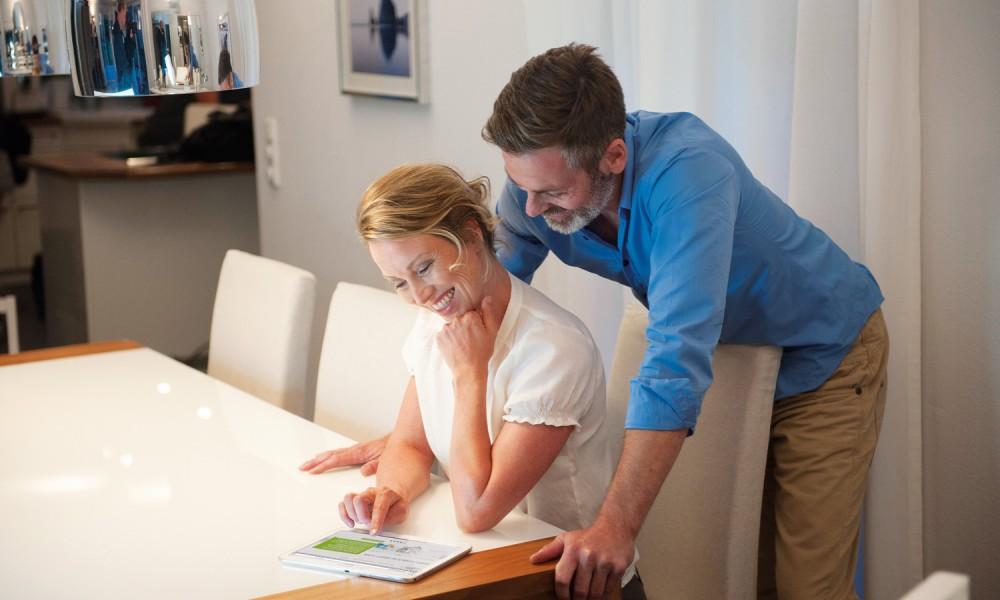 telekom smarthome im praxischeck die universelle plattform zur haussteuerung vernetzte welt. Black Bedroom Furniture Sets. Home Design Ideas