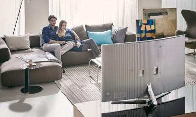 Smart-Home per Fernseher steuern: Samsung JS9090