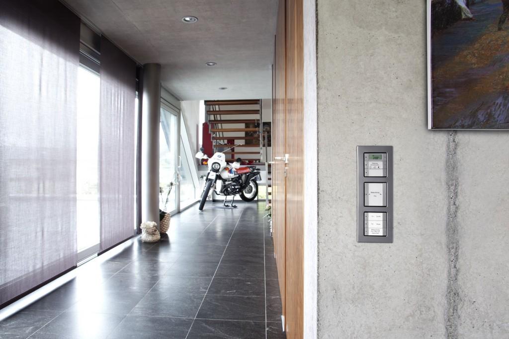 Kabelgebundene Smart-Home-Systeme: Gira