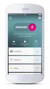 Telekom SmartHome: Haussteuerung per Smartphone-App