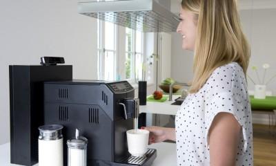 digitalStrom intelligente Kaffeemaschine