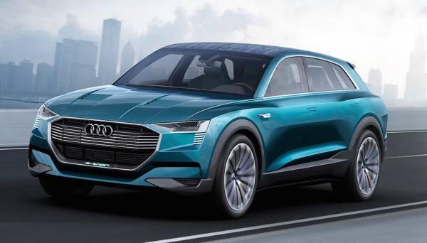 CES 2016 Preview - Connected Car Audi E