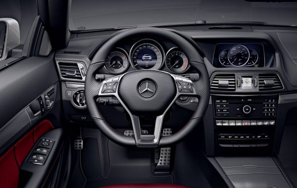 CES 2016 Preview - Connected Car Cockpit Mercedes Benz