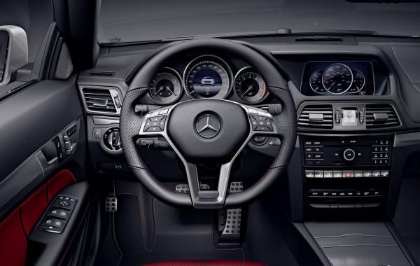 CES 2016 Preview - Connected Car Cockpit Mercedes Benz