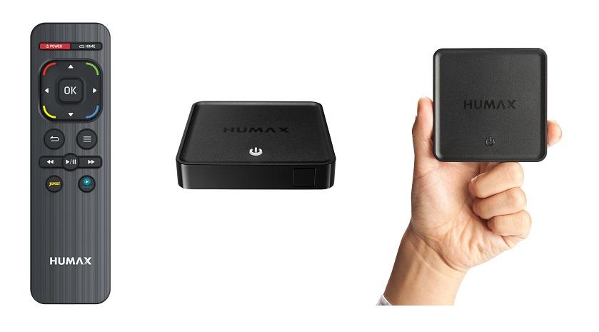 JUKE HUMAX Streaming Smart TV