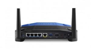 WLAN-Empfang Linksys WRT1200AC WLAN-Router
