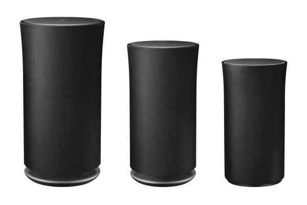 Multiroom Audio Samsung Wireless Audio 360 System