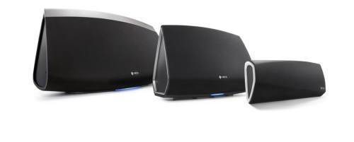 Das Mulitroom-System Heos von Denon hat nun auch Bluetooth zur Verbindung mit mobilen Geräten an Bord (Bild: Denon).