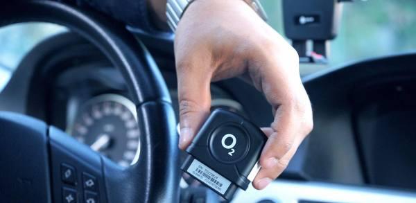 O2 Car Connection Modul