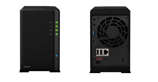 "Netzwerk-Videorekorder Synology ""NVR216"""