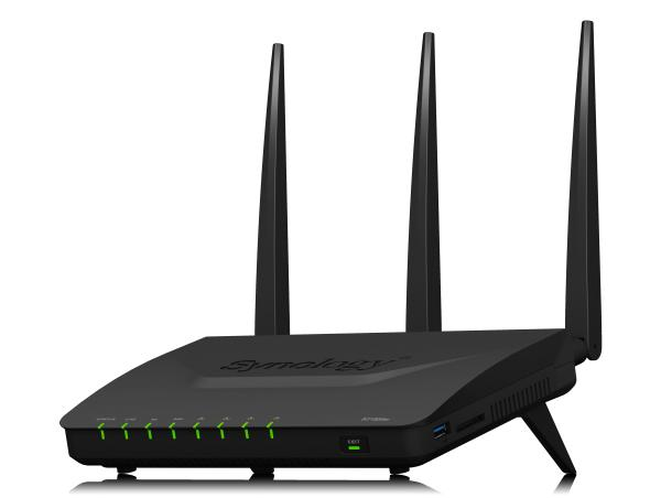 News: Synology Router RT1900ac