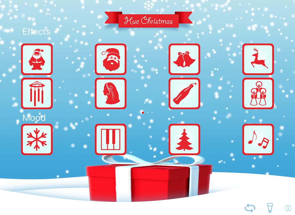 Philips Hue: App Hue Christmas