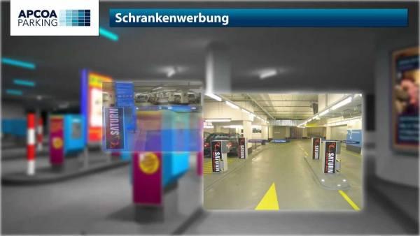 Apoca Digital Parken - Automatische Einfahrt