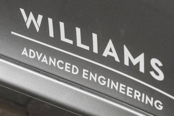 Aston Martin RapidE - Kooperation mit Williams