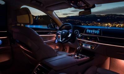 Cockpits der Zukunft: BMW 7