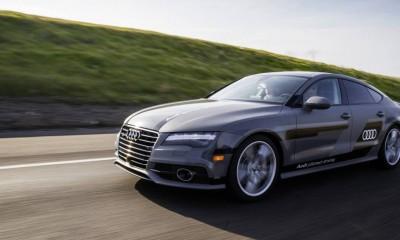 Datenschutz im Auto: Audi A7 Sportback