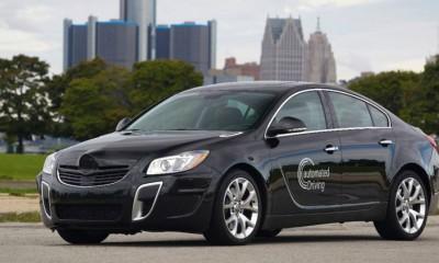 Opel vernetzt: Insignia Prototype
