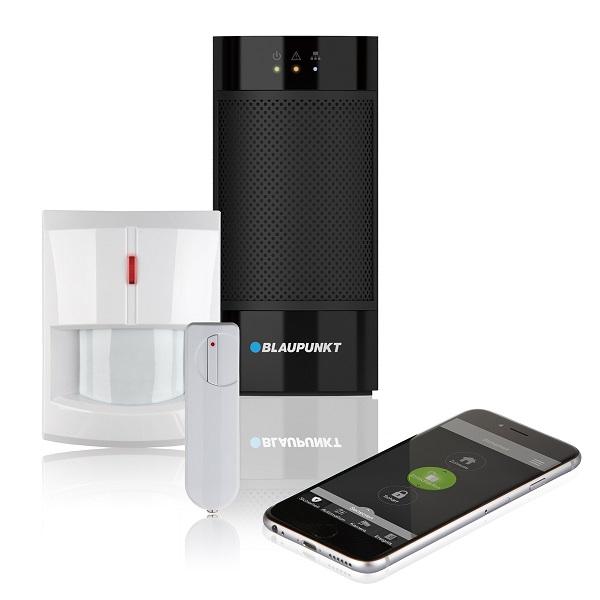 Blaupunkt Q-Serie Alarmsystem Smart Home
