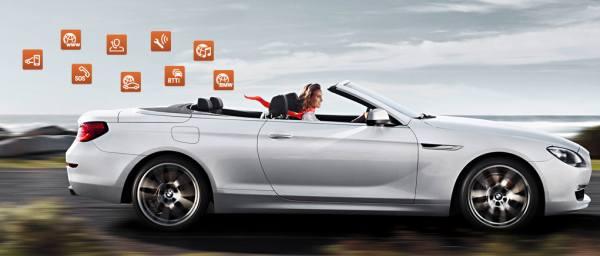 Datenschutz im Auto - BMW Connected