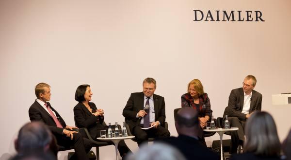 Datenschutz im Auto - Daimler Konferenz