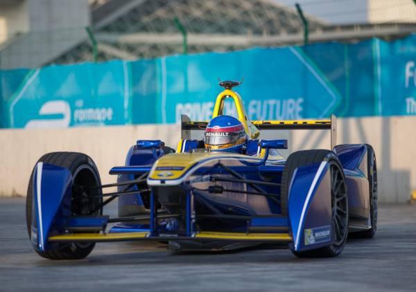 Formel-E: Standardauto