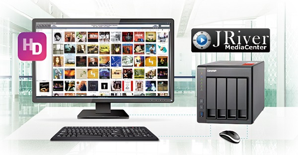 JRiver Media Center Qnap Nas Streaming HD Station