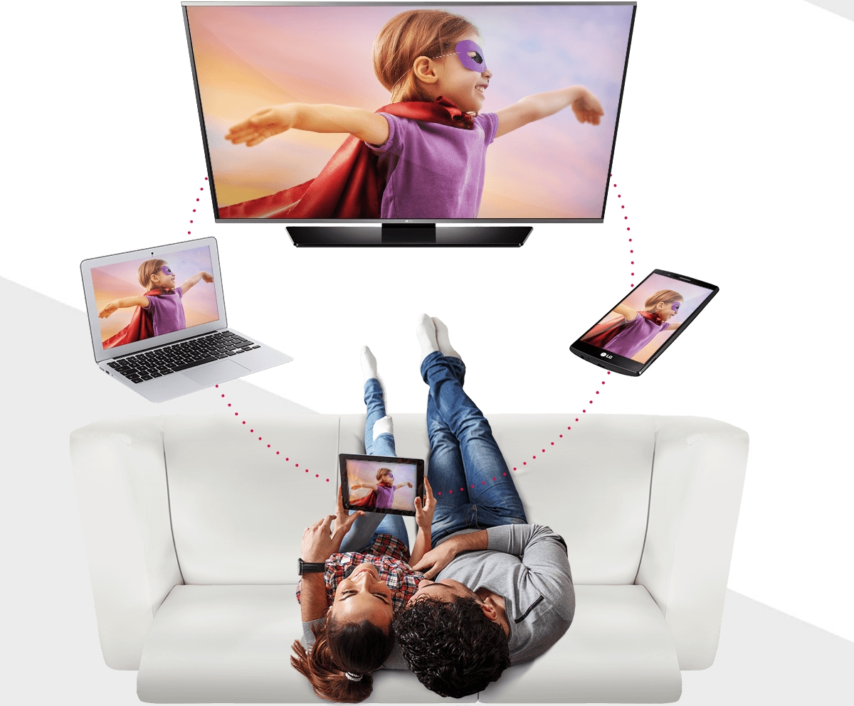 miracast fotos vom smartphone auf den fernseher vernetzte welt. Black Bedroom Furniture Sets. Home Design Ideas
