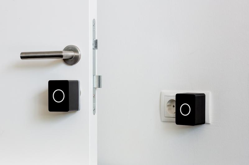 nuki das t rschloss der zukunft vernetzte welt. Black Bedroom Furniture Sets. Home Design Ideas