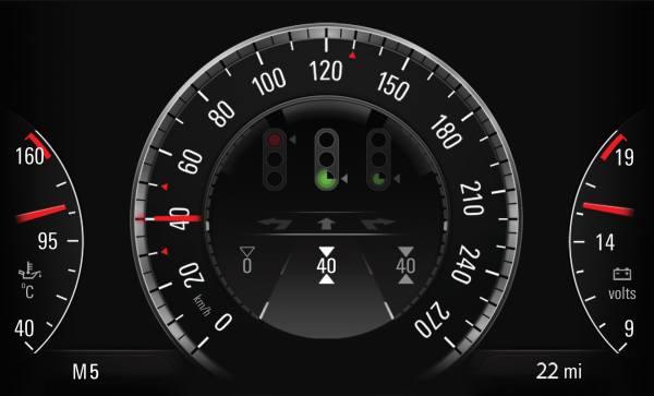 Opel vernetzt: Diplay