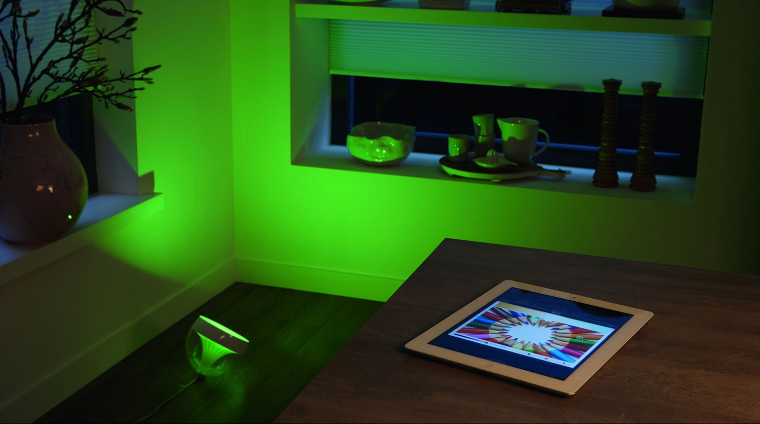 philips hue mit ifttt verbinden licht an bei dunkelheit vernetzte welt. Black Bedroom Furniture Sets. Home Design Ideas