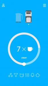 Smarter Coffee-App