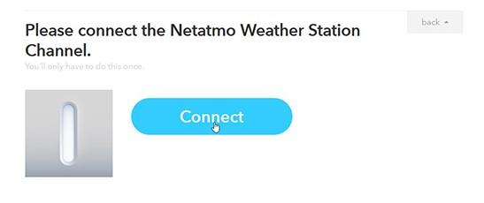 Netatmo Wetterstation mit Philips Hue verbinden