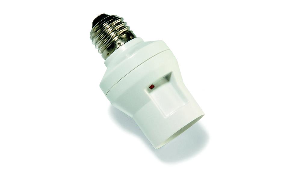 Intelligente Lichtsteuerung: Intertechno Funk-Lampenfassung LBUR-100