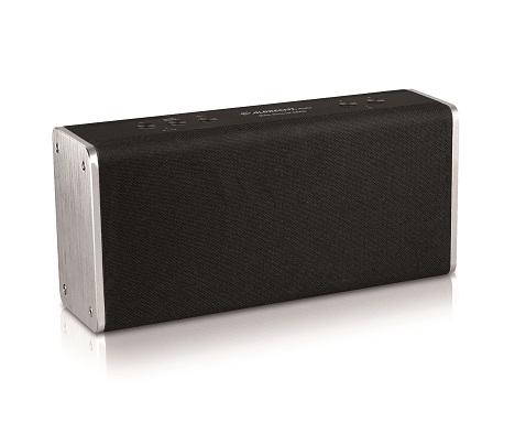 Albrecht Audio WLAN Lautsprecher Multiroom