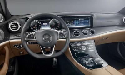 Mercedes Benz E-Klasse CES 2016