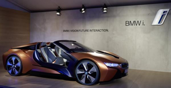 BMW CES 2016 Concept Car