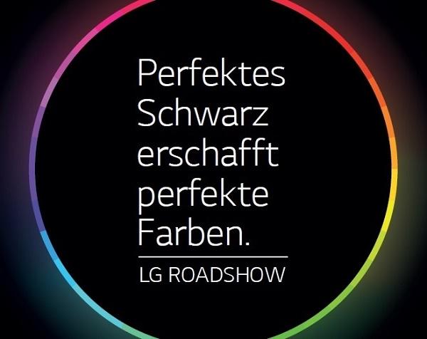 LG Roadshow Deutschland Smart Home
