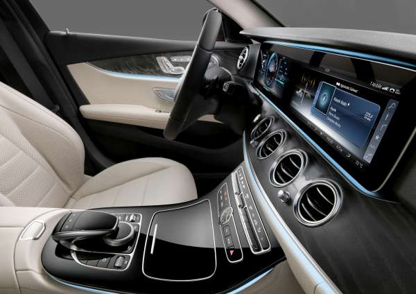 Mercedes-Benz: Vernetzung für Alle