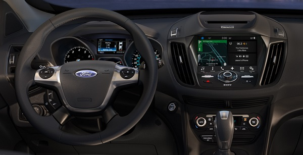 Ford Escape Sync 3 Android Auto Apple Car Play
