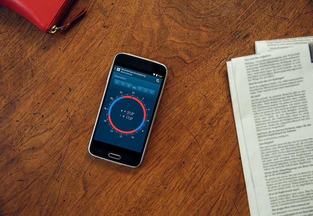 Bosch Smart Home: App