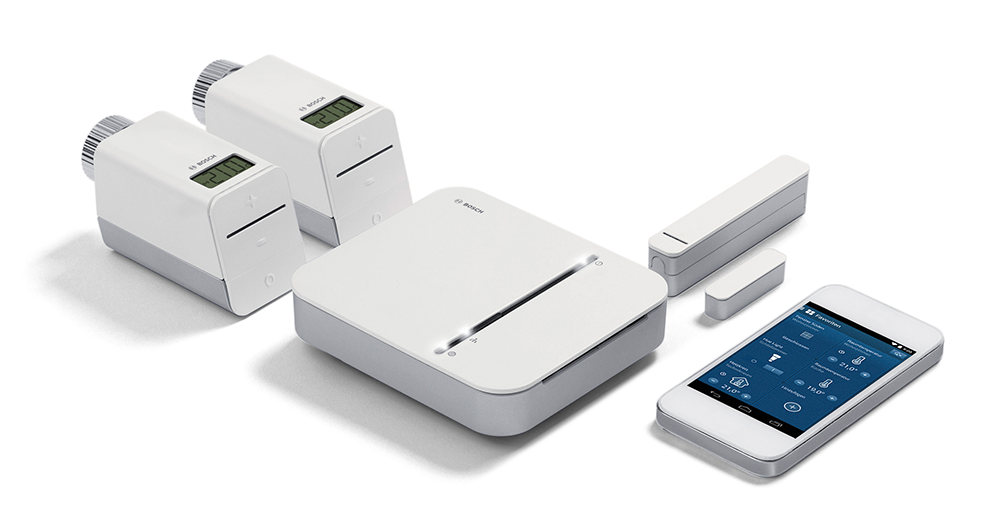 Bosch Smart Home: Raumklima Starter Paket