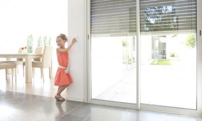 Fenstersensoren: Somfy